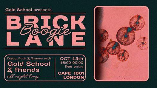 Brick Lane Boogie