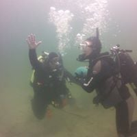 Quarry Day Dive Rite Demo