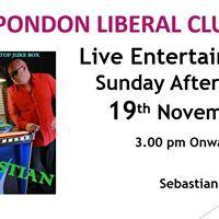 Live Entertainment - Sebatian