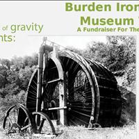 Burden Iron Works Museum Fundraising Tour for TVCoG Woodshop