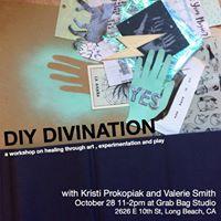 DIY Divination Workshop with Kristi Prokopiak &amp Valerie Smith