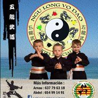Seminario de Kung Fu en playa Montgat Badalona Barcelona