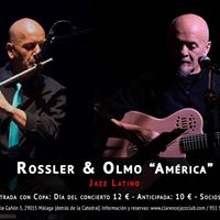 Concierto Rossler &amp Olmo Amrica