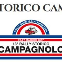 13 RALLY Storico Campagnolo