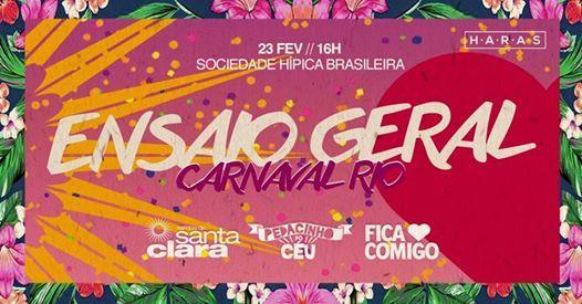 Ensaio GERAL  Samba de Santa Clara Fica Comigo PedacinhoDoCeu