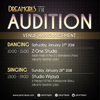 Dreamgirls Audition - Singing