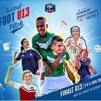 Festival Foot U13 Pitch  Phase Rgionale 2017