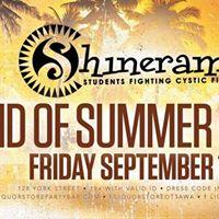 Carleton Shinerama presents End of Summer Bash