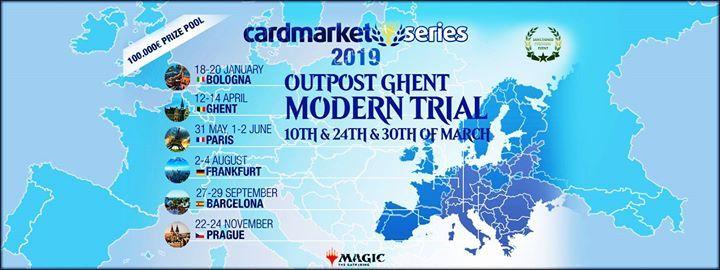MKM Series Ghent Modern TRIAL