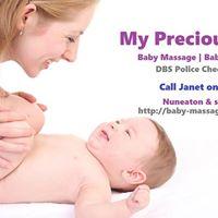 Baby Yoga Stockingford Community Centre Nuneaton 4 week cour