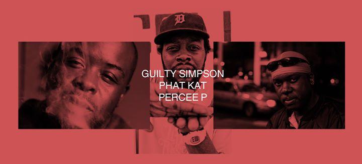 Guilty Simpson  Phat Kat & Percee P  BL