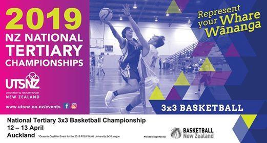 National Tertiary 3x3 Basketball Champs