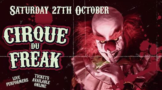 Cirque Du Freak - Halloween Special