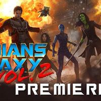 Guardians of the Galaxy Vol. 2 Premiere