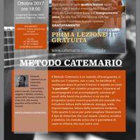 Lezione gratuita di chitarra con il Metodo Catemario
