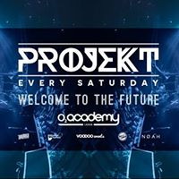 Welcome To The Future. Projekt - Saturdays at O2 Academy Leeds