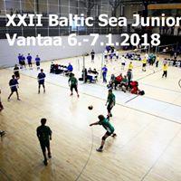 XXII Baltic Sea Junior