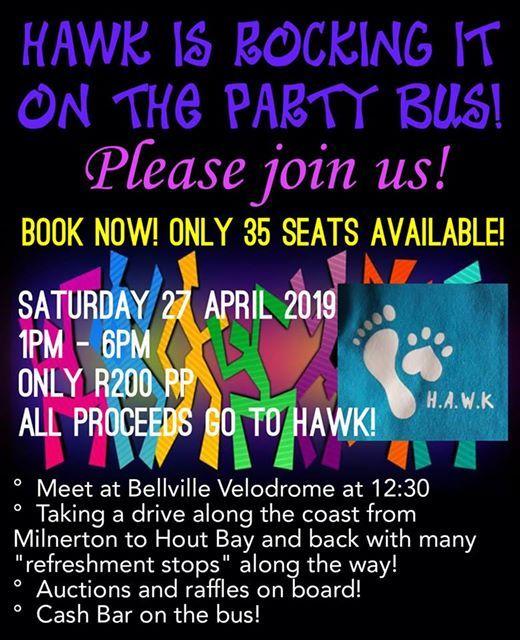 HAWK Party Bus
