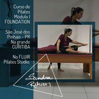 Curso de formao Fluir Pilates Studio