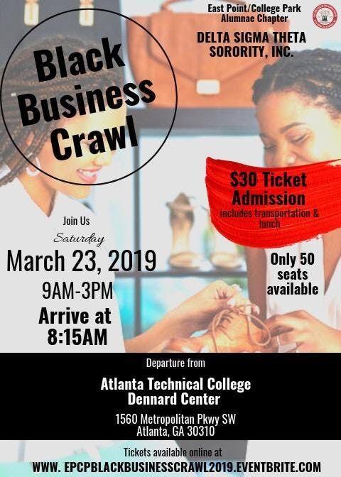 Atlanta Business Crawl