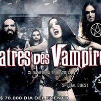 Theatres Des Vampires Covent Fest Medellin Il ritorno