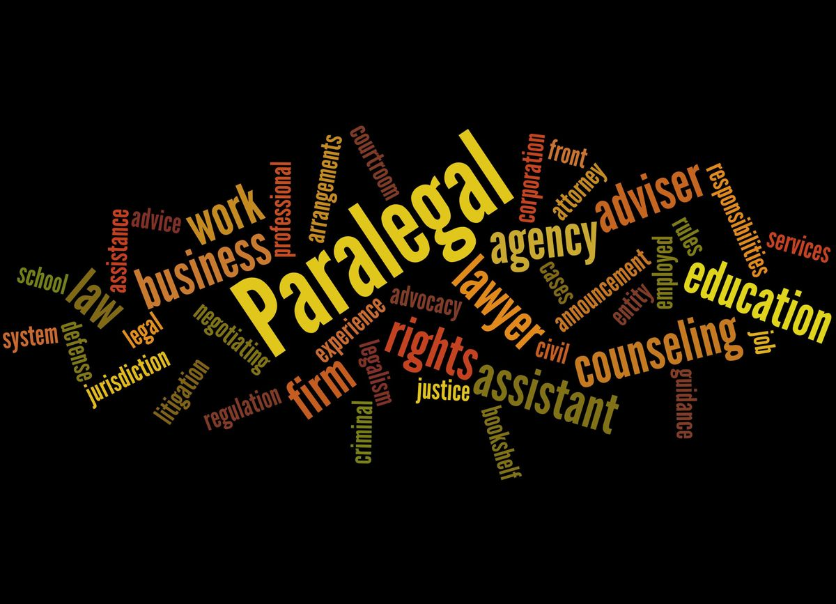 Paralegal Certificate Course Online At Northeastern Illinois