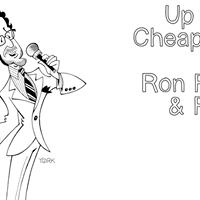 RON FASSLER - Up in the Cheap Seats - (based on his widely-praise memoir)