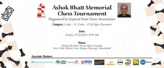 Ashok Bhatt Memorial Chess Tournament