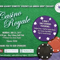 Gentlemen Against Domestic Violence Tailgate Party