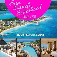 2018 Sun Sand &amp Sisterhood - Jamaica