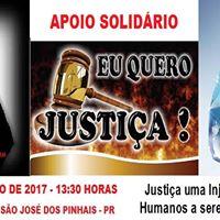 Apoio Solidrio - Eu Quero Justia
