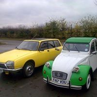 Citroen Sunday Lunch