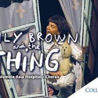 A Day Out To a Live Show Emily Brown and the Thing&quot