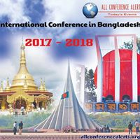Conference in Bangladesh 2018