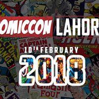 ComicCon Lahore 2018