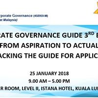 Seminar On Corporate Governance Guide 3rd Edition