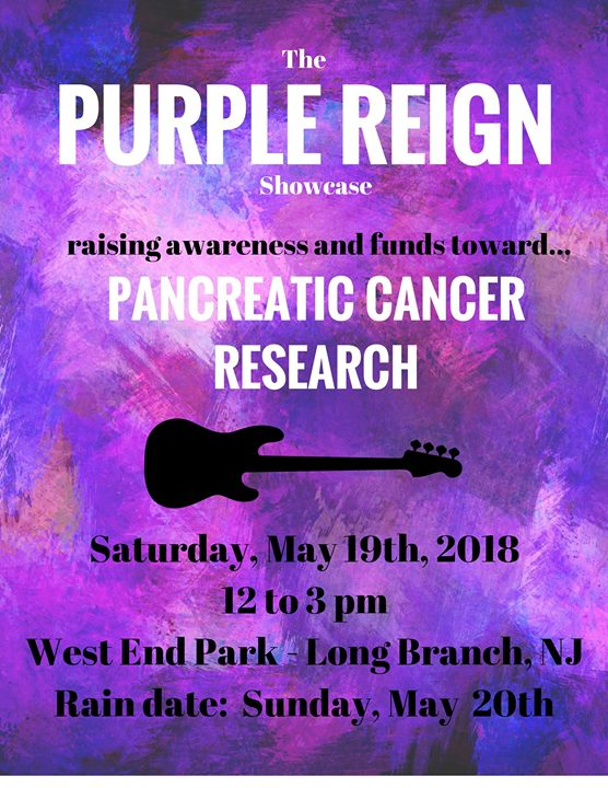 The Purple Reign Showcase for PC Awareness at West End Park