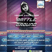 BATTLEGROUND 2017-(AUDITION)All India Level Dance Championship