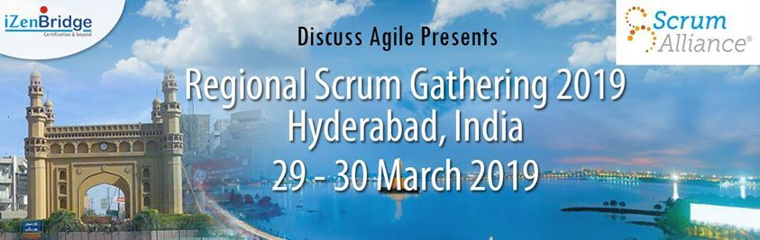 Regional Scrum Gathering 2019
