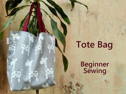 Tote Bag - Beginner