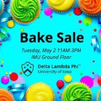 DLP Bake Sale Fundraiser