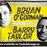 Comedy Night in Hamilton w Bryan OGorman Barry Taylor &amp more