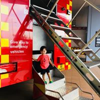 Tampinese Fire Station Field Trip by mummy Kevy