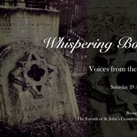 Whispering Bones - Voices from the Grave Tour