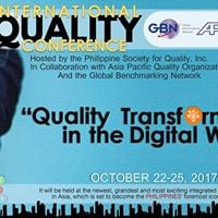 2017 International Quality Conference
