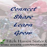 Titch Haven Sister Circle - Trimester 2 2017 23 May20 Jun25 Jul22 Aug