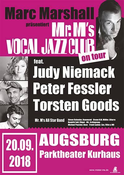 Mr. Ms Vocal Jazz Club on Tour