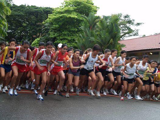 68th Singapore Athletics Cross Country Championship 2019