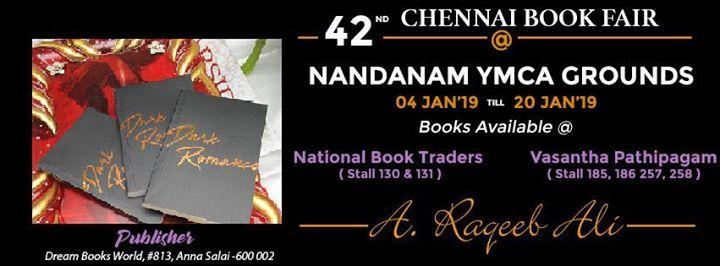 42nd Chennai Book Fair