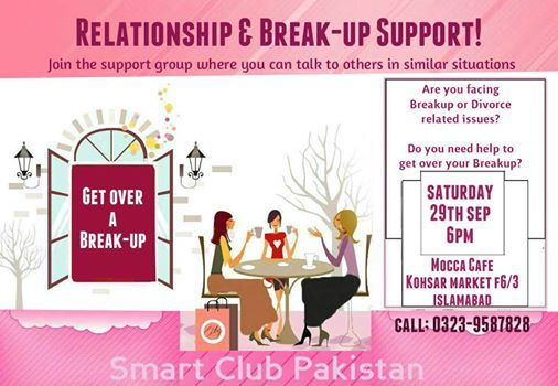Relationship and Breakup Support Meetup
